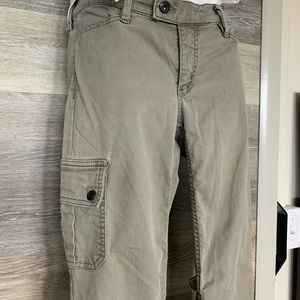 Allen B fitted sexy cargo pants